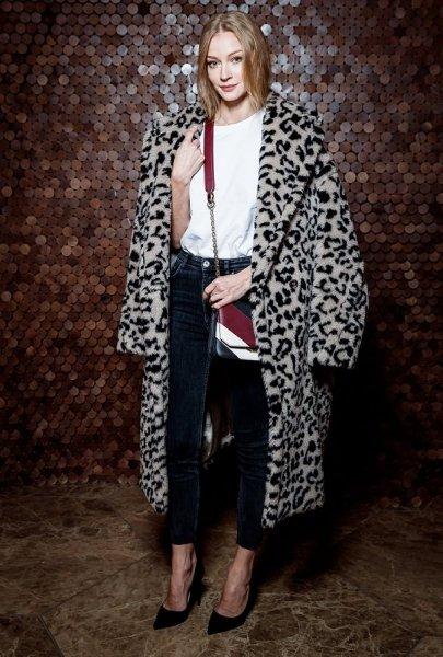 Светлана Ходченкова отдаёт предпочтение одежде из искусственного меха