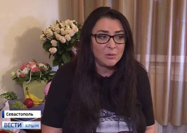 Певица Лолита Милявская избила Андрея Малахова (видео)