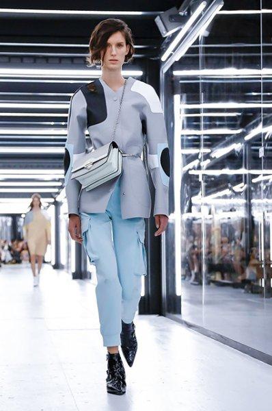 Неделя моды в Париже: Кейт Бланшетт, Шейлин Вудли, Наталья Водянова, Алисия Викандер и другие на показе Louis Vuitton