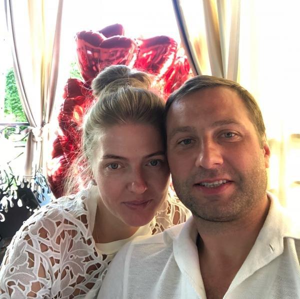 Wife Alexei Morozov