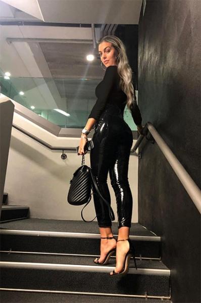 Джорджина Родригес заинтриговала поклонников новым цветом волос