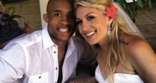 The Wife Of Demetrius Johnson