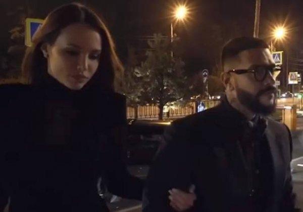 Тимати удалил видео с Анастасией Решетовой