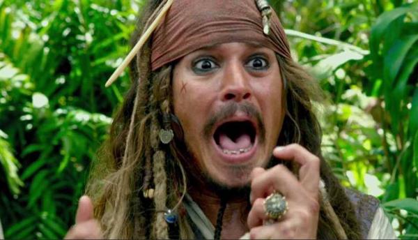 Джонни Депп не появится в шестой части «Пиратов Карибского моря»