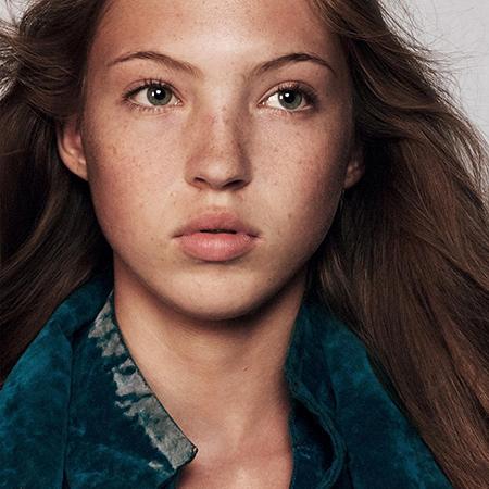Дочь Кейт Мосс Лила стала лицом косметической линии Marc Jacobs