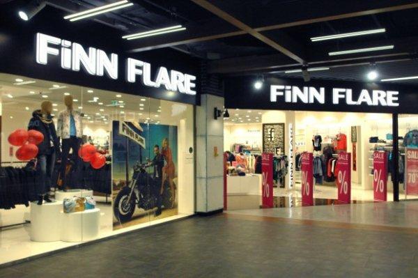Обновление осенне-зимней коллекции одежды в магазинах FiNN FLARE
