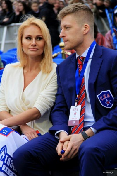 Wife Anton Belov