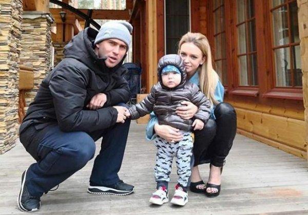 Милана Кержакова нашла способ забрать сына Артема у мужа-футболиста