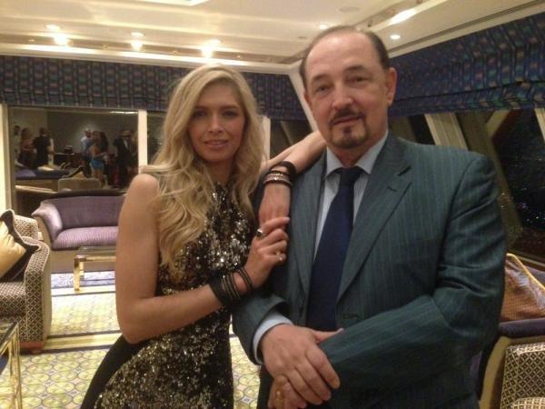 Wife Artyom Tarasov, personal life