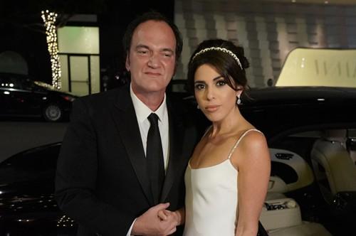 Квентин Тарантино впервые женился в 55!