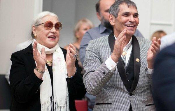 Бари Алибасов и Лидия Федосеева-Шукшина сыграли тайную свадьбу