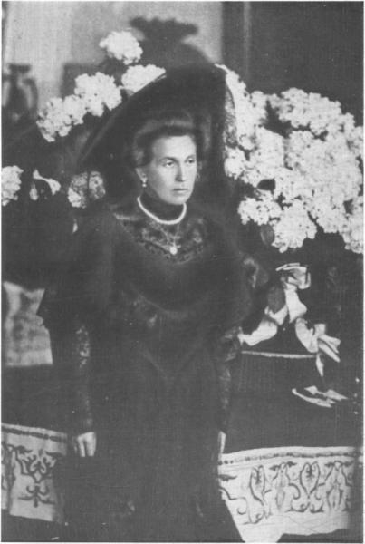 Savva Morozov: wife