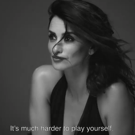 Карл Лагерфельд снял Пенелопу Крус в новом видео Chanel