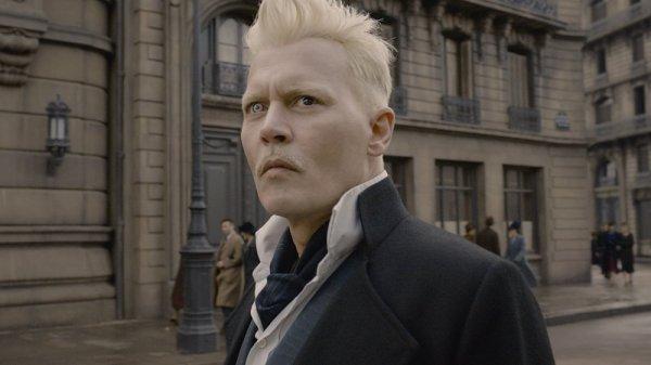 В Лондоне состоялась грандиозная премьера фильма «Фантастические твари: Преступления Грин-де-Вальда»