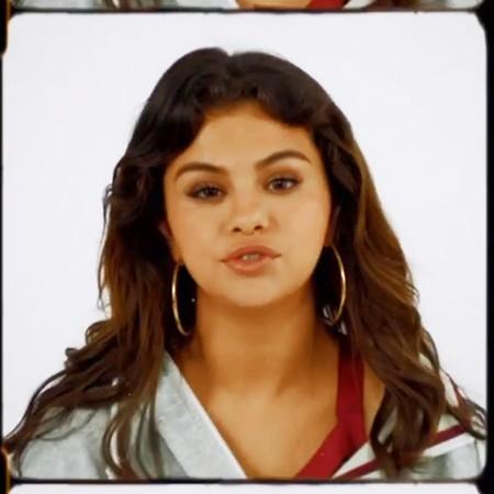 Снова в строю: цветущая и сияющая Селена Гомес снялась в новом рекламном ролике