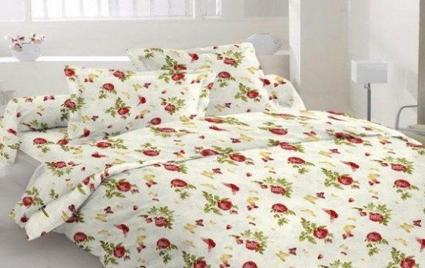 Четыре преимущества постельного белья из бязи