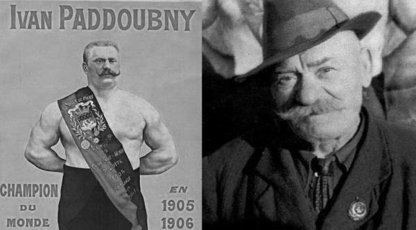 Ivan Poddubny: a woman's personal life