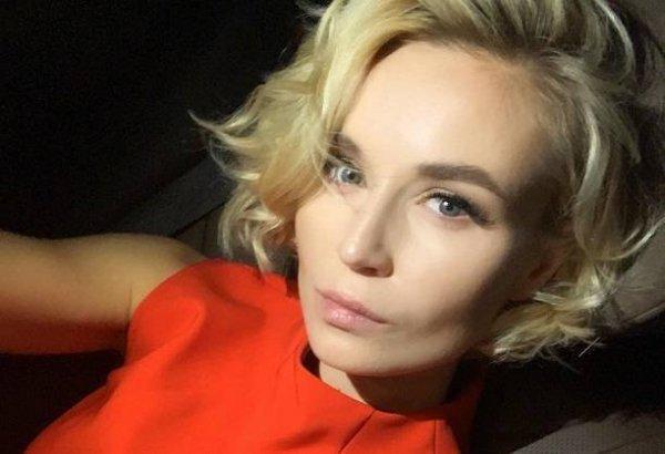 Полина Гагарина наорала на личного тренера