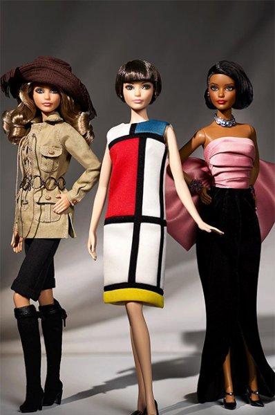 Модный дайджест: от нарядной Лили-Роуз Депп до кукол Барби в кутюрных платьях