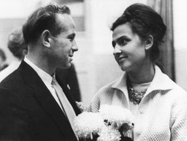 Alexei Leonov: wife, personal life