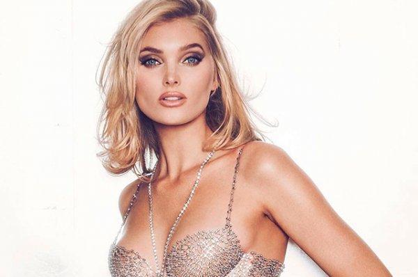 Малышка на миллион: Эльзе Хоск доверили представить Fantasy Bra на шоу Victoria's Secret