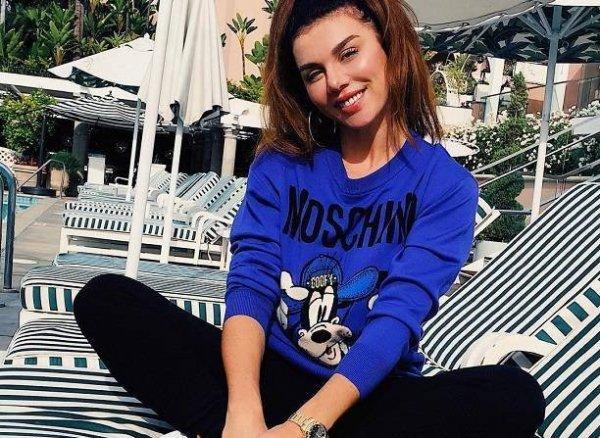 Анна Седокова осмелилась показать себя без макияжа