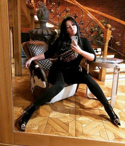 Ирина Дубцова надела совершенно безвкусный наряд