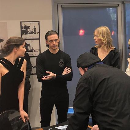 Календарь Pirelli-2019 c Джиджи Хадид, Летицией Кастой и Сергеем Полуниным презентовали в Милане