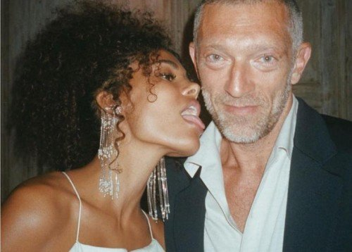 The wife of Vincent Cassel's pregnant – Celebrity News