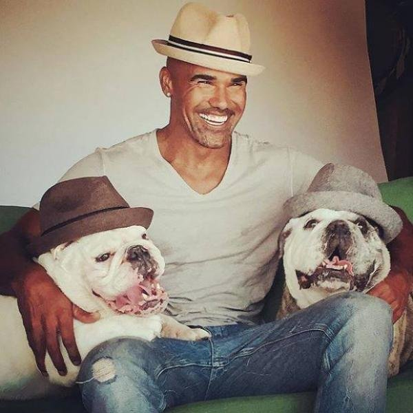 Shemar Moore, wife and children, personal life