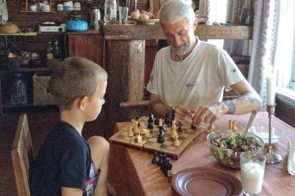 Eduard Boyakov: wife, children, family. Personal life