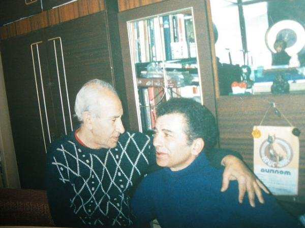 Yuri Askarov, a wife and children. Personal life Askarov
