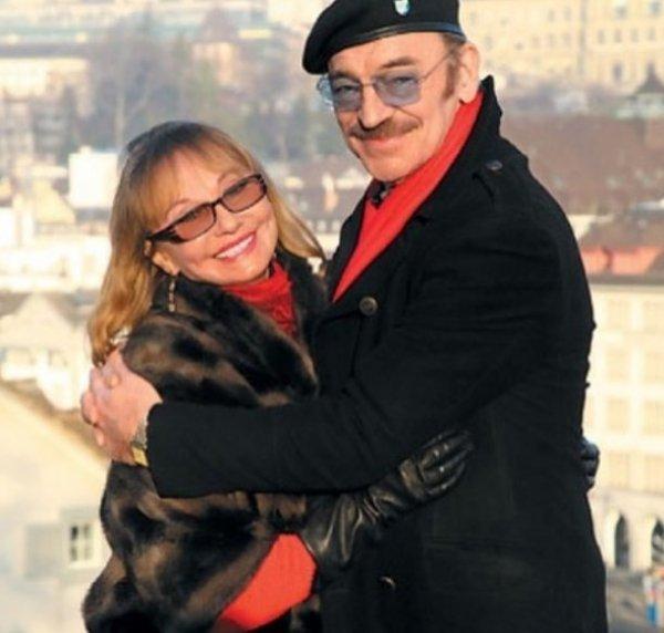 Михаил Боярский и Лариса Луппиан разругались в присутствии журналистов