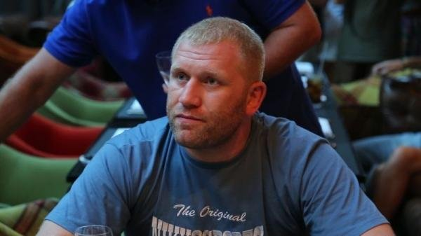 Sergei Kharitonov: wife, personal life