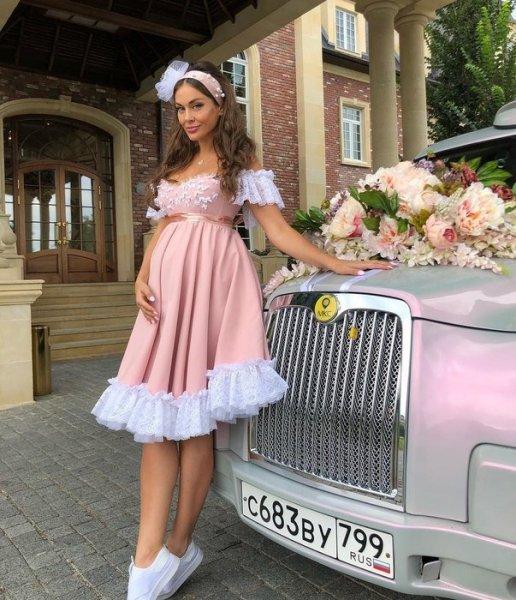 Татьяна Терешина родила второго ребенка