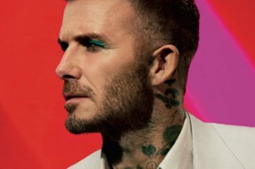 Beauty digest: painted David Beckham collection from the Lush Valentine's Day