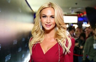 Pregnant Victoria Lopyreva for the first time openly spoke about his novel