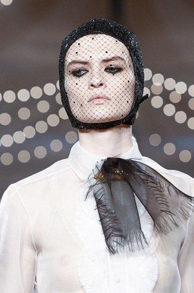 Моника Беллуччи, Наталья Водянова, Елена Перминова и другие на показе Dior
