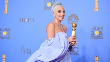 Lady Gaga again surprised a chic outfit worth $ 5 million
