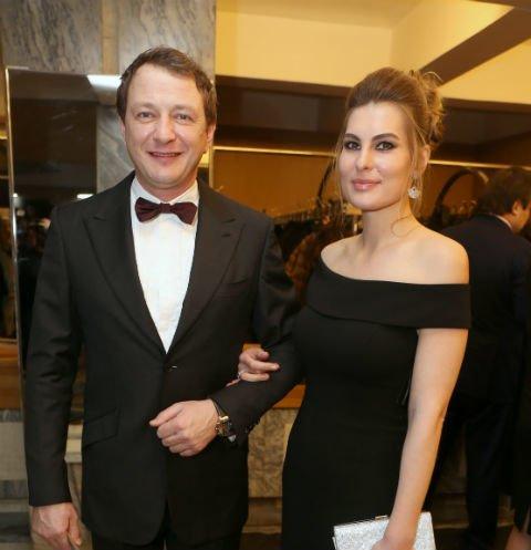 Марат Башаров и Елизавета Шевыркова впервые вышли в свет после скандала с избиением