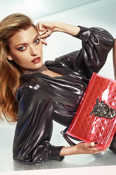 Модный дайджест: от Кендалл Дженнер в новой рекламе до мемов о высокой моде
