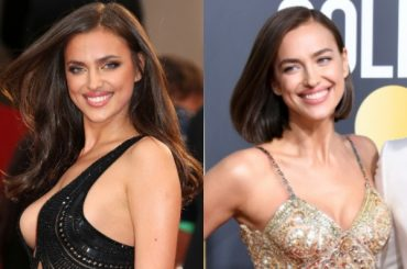Cut once! Irina Shayk showed a new hairstyle