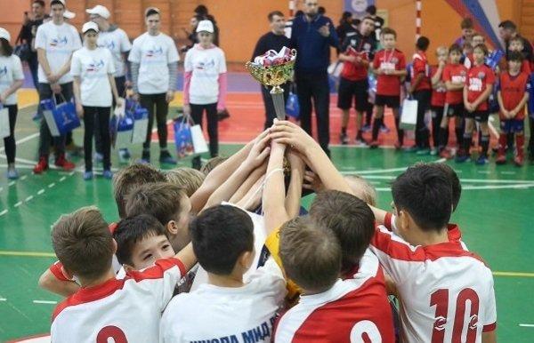 Звезды музыки стали участниками турнира по футболу «Кубок Добра»