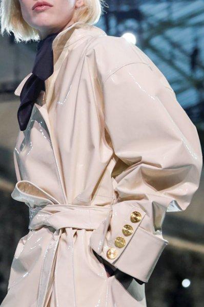 Неделя высокой моды в Париже: Селин Дион на показе Alexandre Vauthier