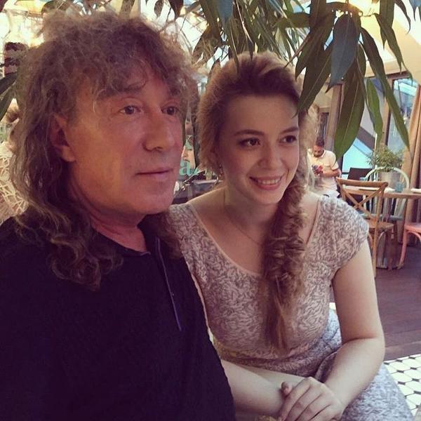 Vladimir Kuzmin: wife