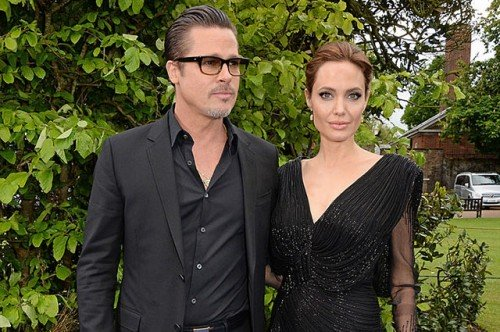 Анджелина Джоли и Брэд Питт снова вместе?