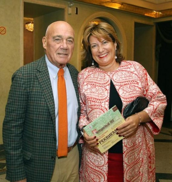 Vladimir Pozner: wife, personal life