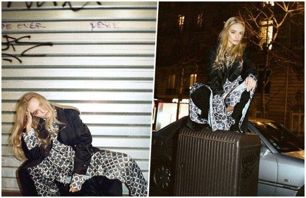 Елизавета Пескова ответила на оскорбления в сети и показала снимки из новой фотосессии