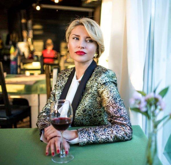 Екатерина Архарова готовится запустить блог о кулинарии