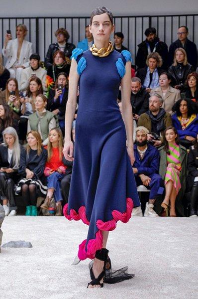 Неделя моды в Лондоне: Джоан Коллинз, Мишель Докери и другие на показах Erdem и J.W.Anderson осень-зима 2019/2020